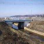 平成20年度 ふけの橋橋梁拡幅工事