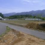 平成20年度 木島平村ジュニアサッカー場建設工事