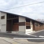 平成22年度 木造公共施設整備事業飯山市野坂田地域交流センター建設工事