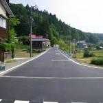 村道横倉12号線舗装修繕